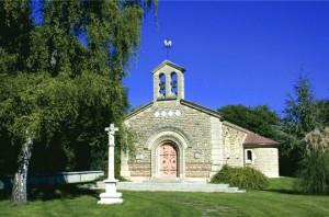 Chapelle Fujita Reims